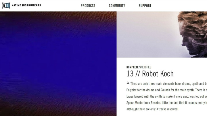 24 Artists Show Musical Sketches with Komplete 11