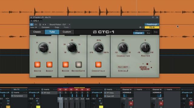 Add Classic Console Sound To Studio One
