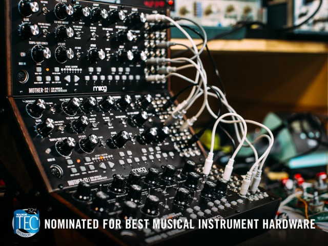 Moogs Nominated For 2017 TEC Awards