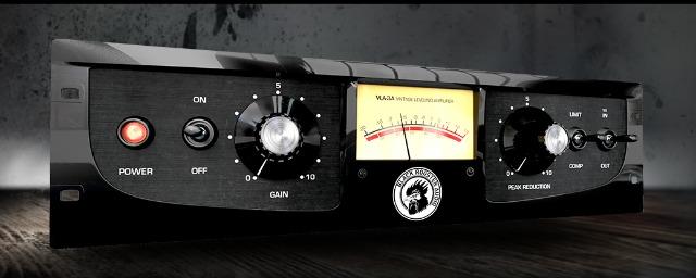 LA-3A Compressor Emulated