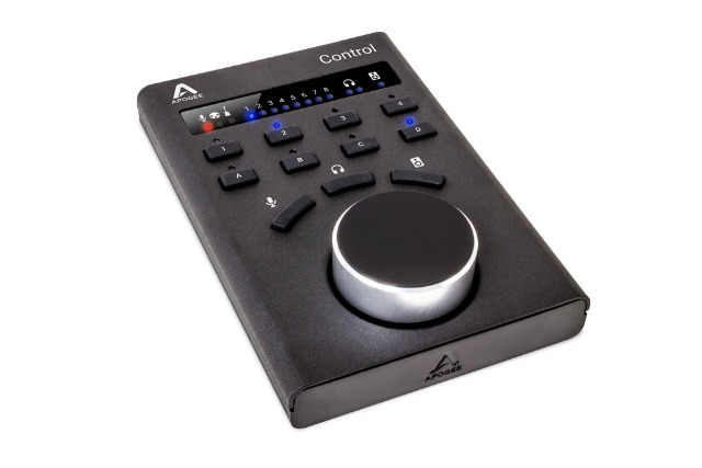 Apogee Interfaces Get Hardware Remote