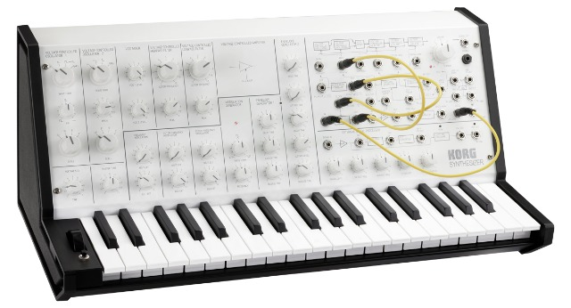 NAMM 2017: Fancy A Korg MS-20 In White?