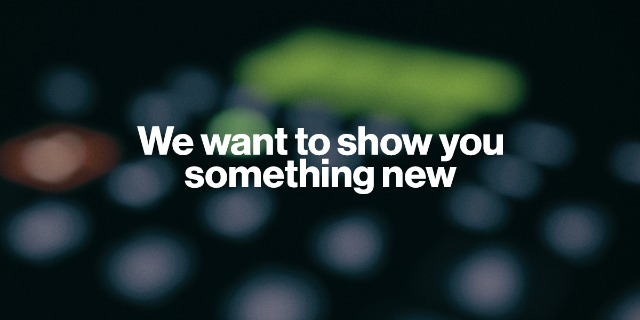 Elektron Wants To Show You Something New