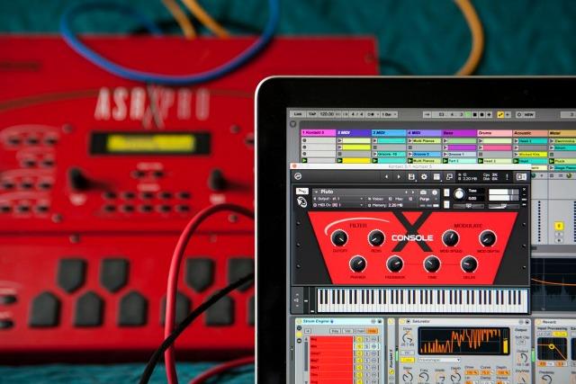 Ensoniq ASR Sounds Revisited