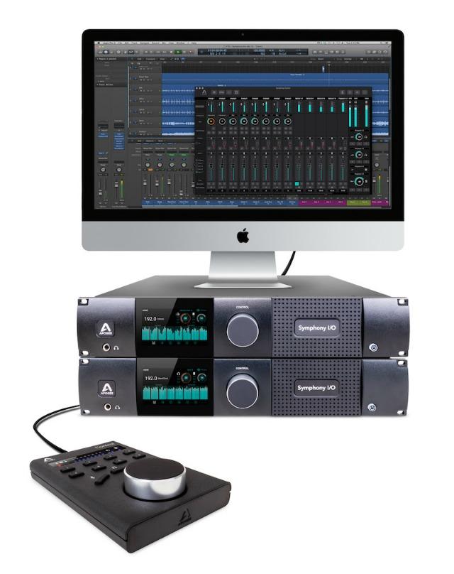 Apogee Announces New Symphony Control Software