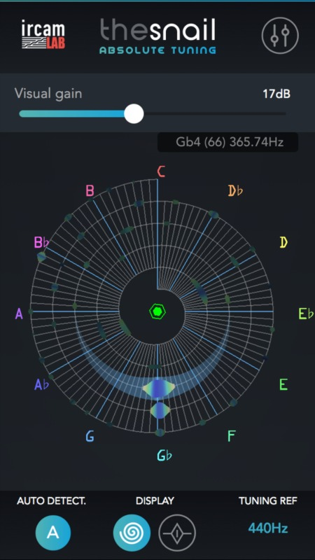 NAMM 2017: Audio Analysis And Instrument Tuning For iPhone