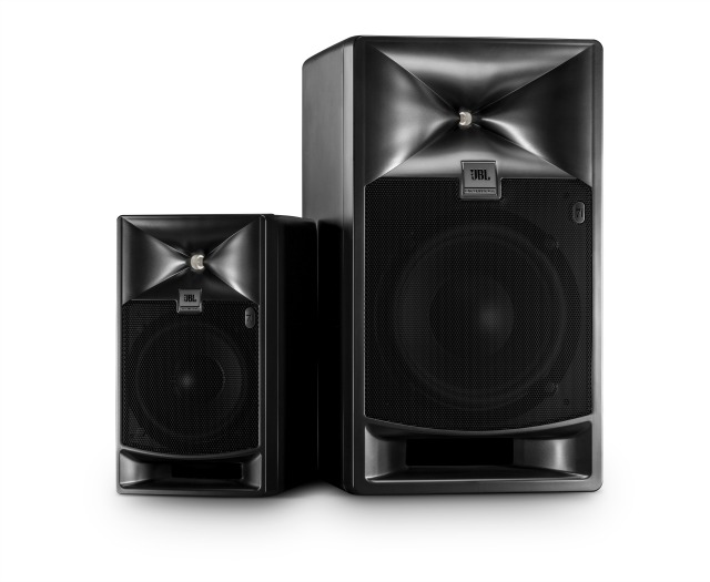 NAMM 2017: New JBL Master Reference Monitors