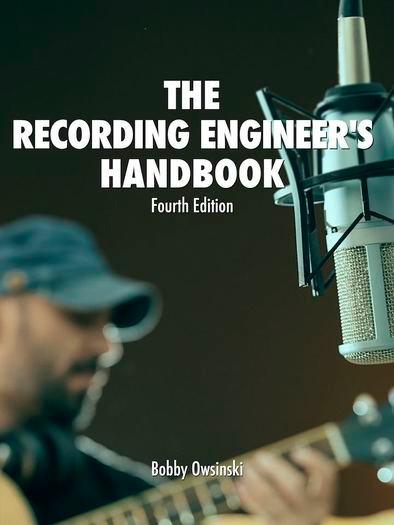 Recording Engineer's Handbook Revised