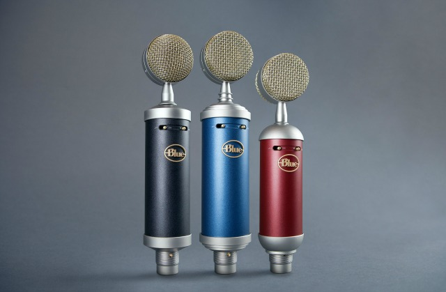 Blue Mics Updated And Enhanced