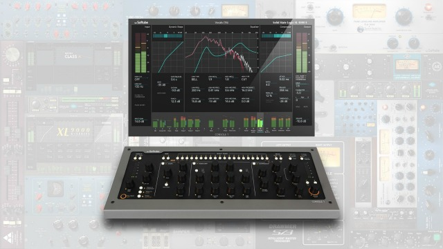 Softubes's Software For Using UAD Powered Plug-Ins Is Now Available