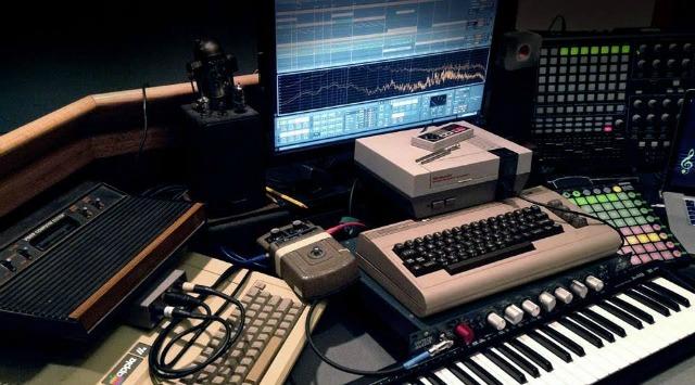 8-bit Game Sounds Bundled Together