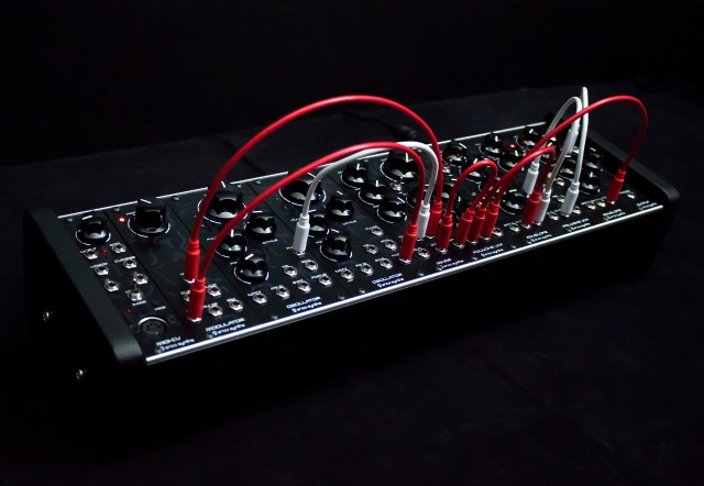 DIY Polivoks-Inspired Modular System