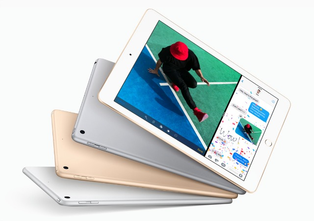 Revised iPad Announced