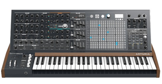Arturia MatrixBrute Upgraded