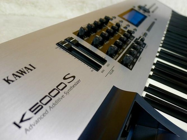 Sound Library Inspired By The Kawai K5000S