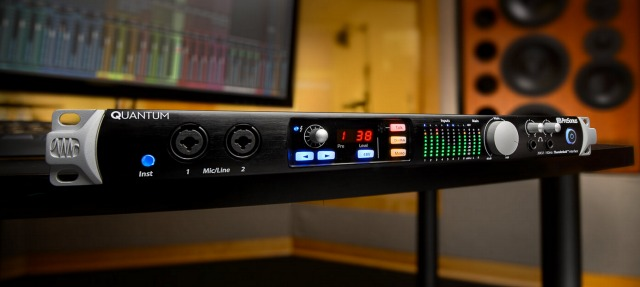 New PreSonus Flagship Thunderbolt Interface