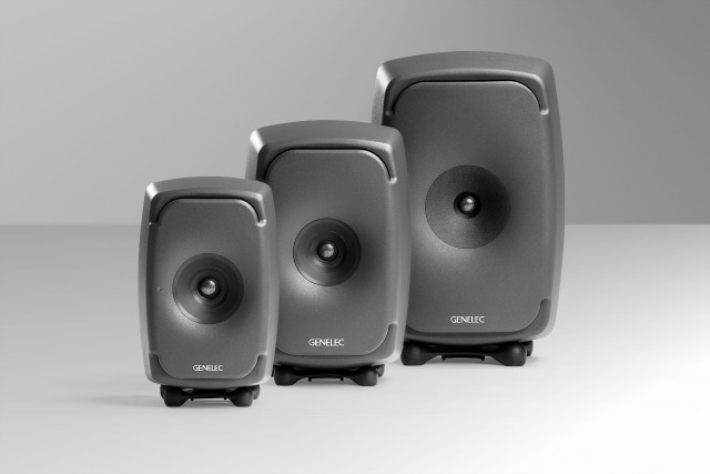 Genelec Announces Coaxial Monitors