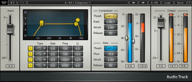 Free Waves Plug-in For Reason Users