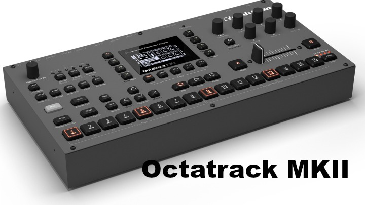Elektron Octatrack MKII Available In August