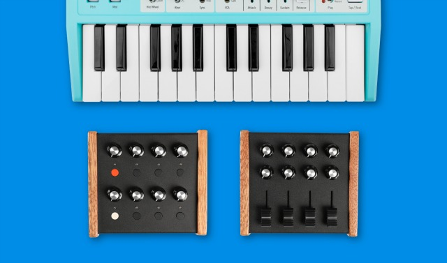 Design Your Own Individual MIDI Controller