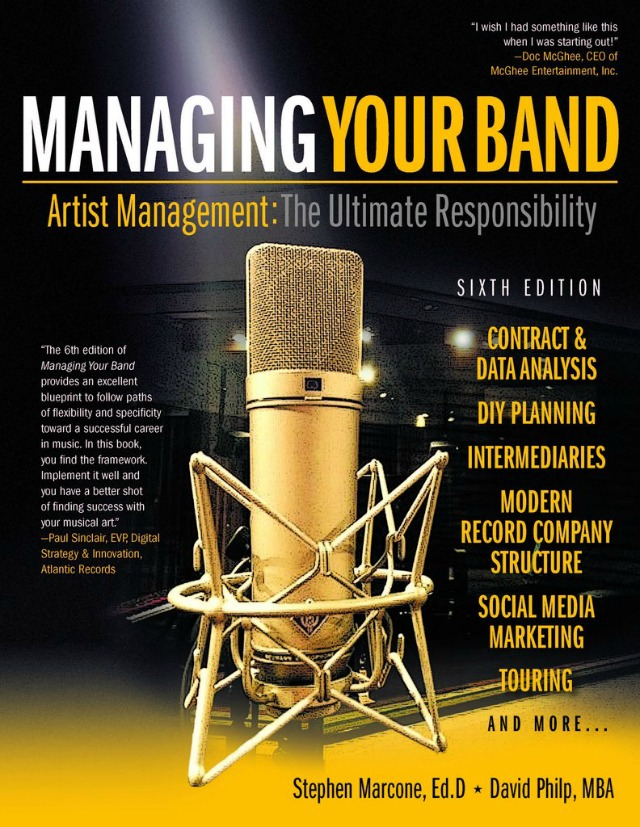 Artist Management - How To Do It
