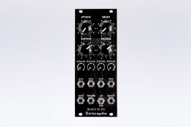 More Erica Synths Modules