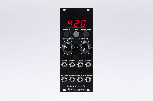 Even More Erica Synths Modules