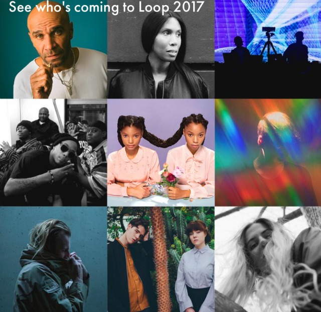 Ableton Loop 2017 Program Announced