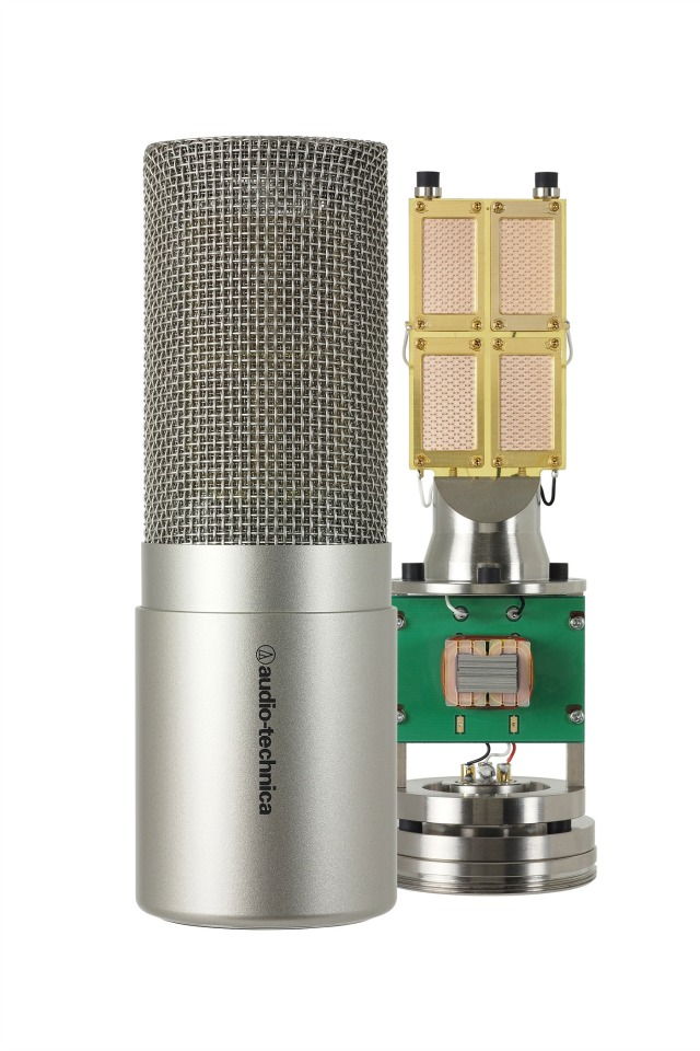 New Audio-Technica Cardioid Condenser