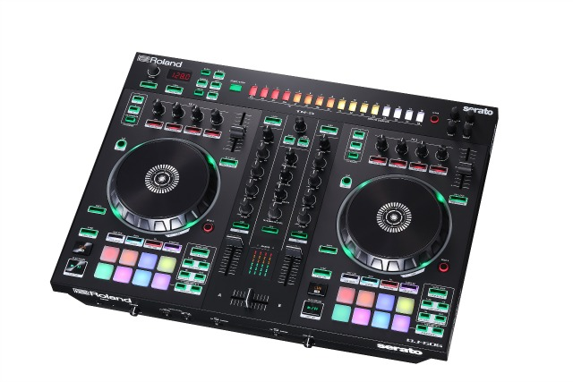 Roland Announces New DJ Controllers