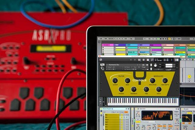 Ensoniq Sounds For Ableton, Kontakt & Logic
