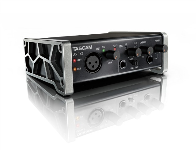 Affordable TASCAM Mobile Recording Interface