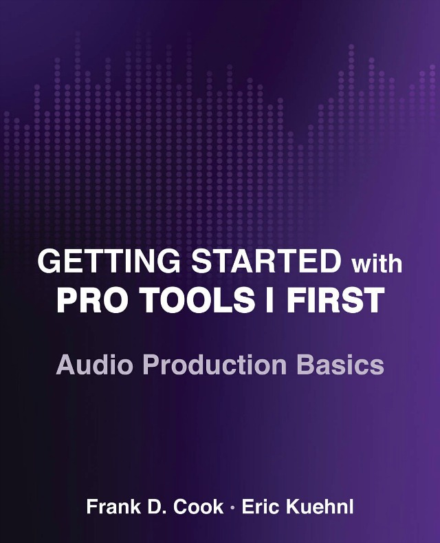 New Book Teaches Pro Tools Use