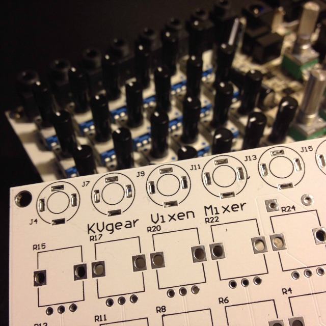 A Mixer For Your Korg Volcas