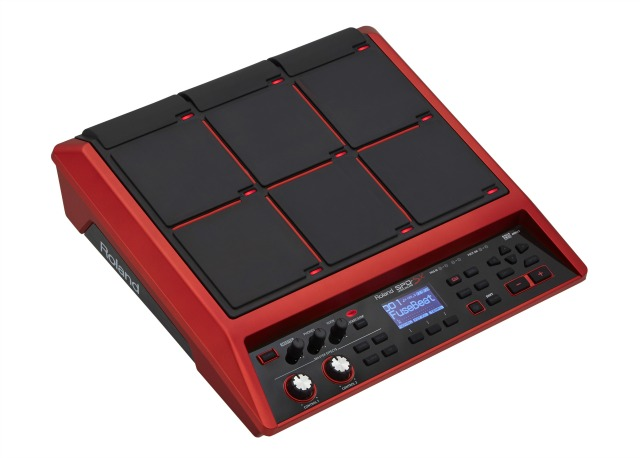 Roland Announces SPD-SX Special Edition