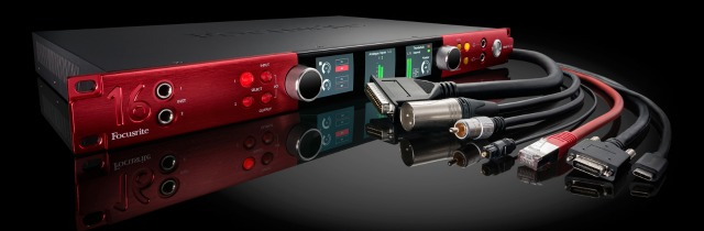 Focusrite Simplifies Switching From Pro Tools HD To A Second DAW
