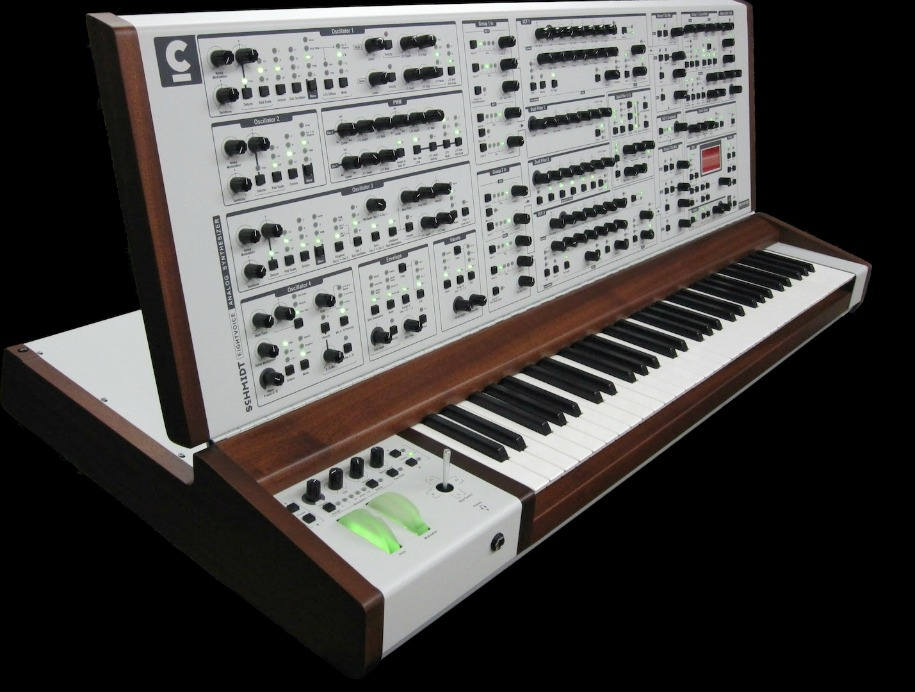 Schmidt Eightvoice Analog Synthesizer Is Back