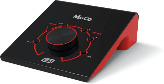 ESI Introduces MoCo Monitor Controller