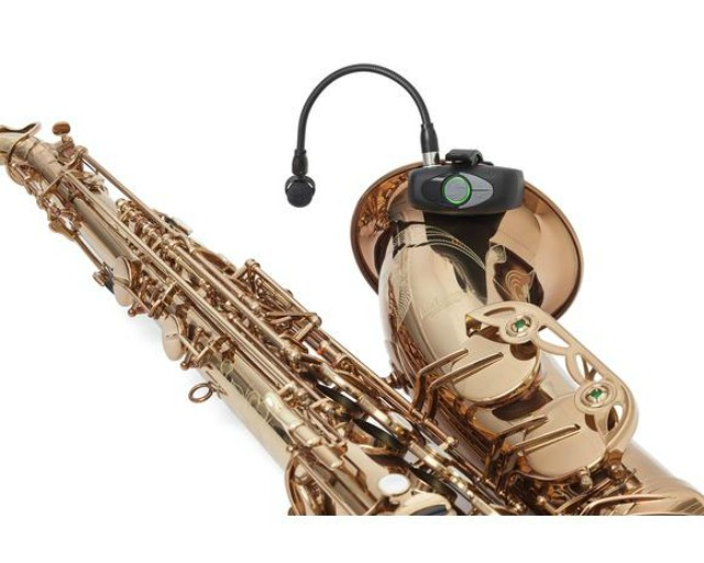 Wireless System For Wind Instruments