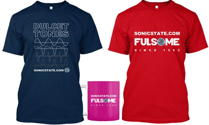 Two New Sonic Tee Designs Available Today