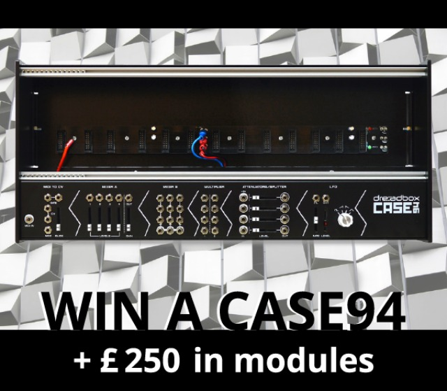 Win Dreadbox Prizes At Synthfest