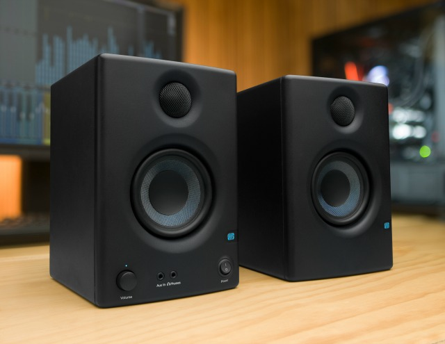 Presonus Introduces Compact Eris Monitors