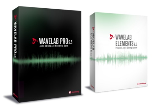 Steinberg Updates Wavelab