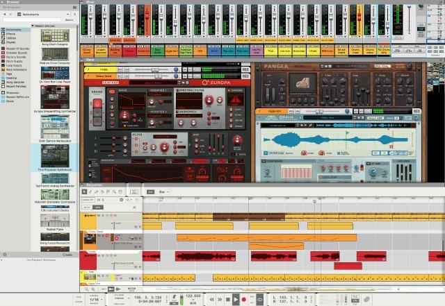 Propellerhead Has Released Reason 10