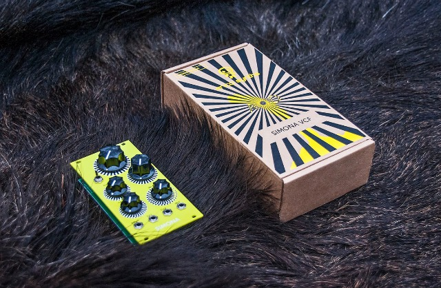 Erica Synths Limited Edition Polivoks Module