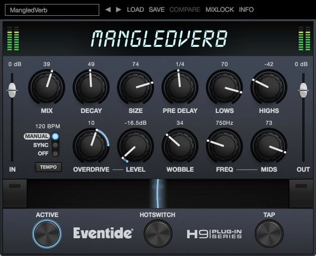 Would You Like Your Reverb Mangled?