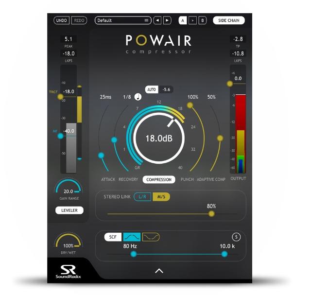 Sound Radix Releases POWAIR