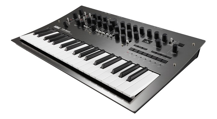 Korg Release New Minilogue in Grey