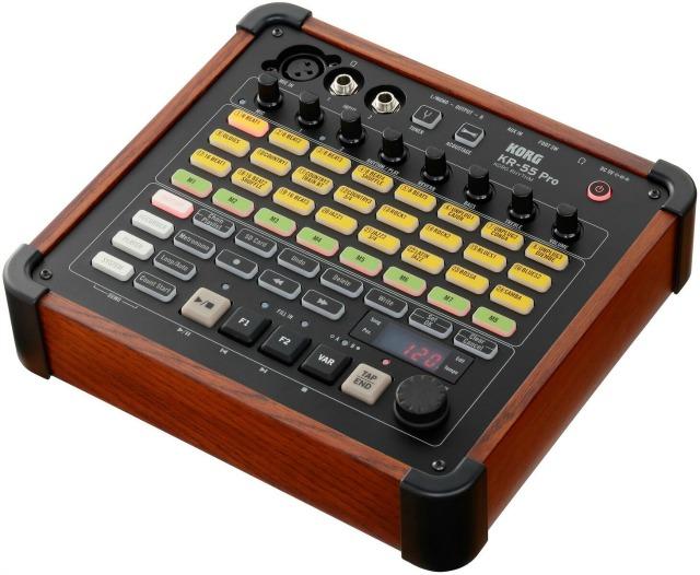 New Korg Rhythm Machine
