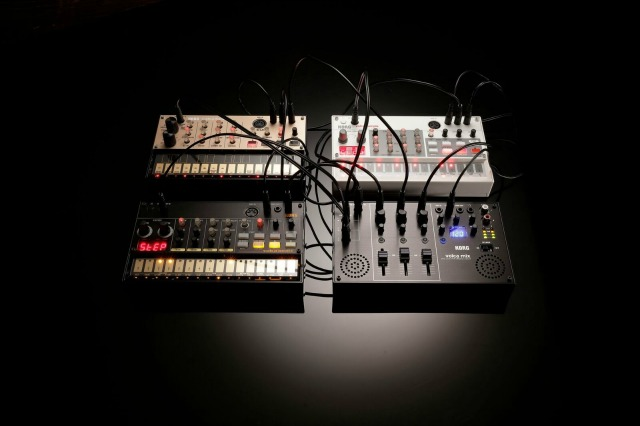 Korg Introduces The Volca Mix